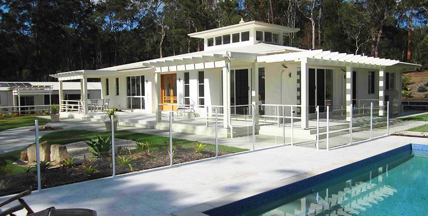 Maharishi Vastu home on the Gold Coast of Australia