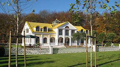 Maharishi Vastu home in Holland