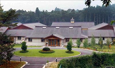 Maharishi Vastu building is the Dang School