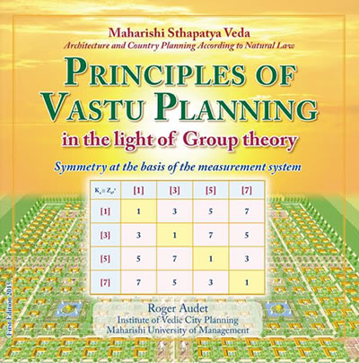 Principles of Vastu Planning in the Light of Group Theory
