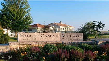 North Campus Village: Maharishi Vastu homes in Fairfield, Iowa